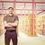 futár · kötelesség · munka · 3D · dobozok · férfi - stock fotó © tiero