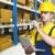 armazém · rampa · distribuição · negócio · edifício - foto stock © tiero