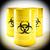 радиоактивный · 3D · изображение · желтый · химического · безопасности - Сток-фото © tiero