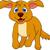 cute dog running stock photo © tigatelu