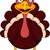 Cute · Турция · птица · глядя · углу - Сток-фото © tigatelu