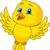 képregény · rajz · citromsárga · madár · retro · képregény - stock fotó © tigatelu