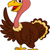 turkey cartoon waving stock photo © tigatelu