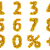 numbers and math symbols stock photo © timbrk