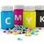 rangée · pilule · bouteilles · pilules · santé · médicaments - photo stock © timbrk