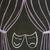 コメディー · 悲劇 · マスク · 劇場 · 白 - ストックフォト © timbrk