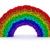 3D · szivárvány · spektrum · színes · textúra · terv - stock fotó © timbrk
