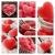 sok · zsákmány · piros · szív · izolált · fehér - stock fotó © tish1