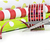 christmas wrapping paper and ribbon stock photo © tish1