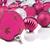 rosa · Natale · gingillo · pallido · sospeso · oro - foto d'archivio © tish1