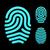 assinatura · ícone · segurança · identidade · impressão · digital · assinar - foto stock © tkacchuk