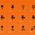 mapping pin icons on orange background stock photo © tkacchuk