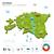 energia · ipar · ökológia · Észtország · vektor · térkép - stock fotó © tkacchuk
