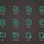 mp3 · скачать · зеленый · вектора · икона · дизайна - Сток-фото © tkacchuk