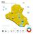 enerji · sanayi · ekoloji · Irak · vektör · harita - stok fotoğraf © tkacchuk