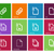 csatolva · videó · akta · ikon · iroda · internet - stock fotó © tkacchuk