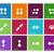 gebaar · vector · hand · iconen · computer - stockfoto © tkacchuk