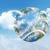 сфере · облаке · слов · признаков · белый - Сток-фото © tlfurrer