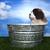 imádnivaló · szent · aranyos · boldog · állat · kutyakölyök - stock fotó © tobkatrina