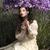 fiatal · lenyűgöző · szépség · virág · víz · kezek - stock fotó © tobkatrina