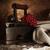 vintage · manuale · tessili · lavoro · mano - foto d'archivio © tolokonov