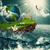 acqua · bolla · oceano · onda · ambientale · sfondi · cielo - foto d'archivio © tolokonov