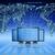 ウェブサイト · 青 · バーチャル · スペース · インターネット · コンピュータ - ストックフォト © tolokonov
