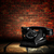 zwarte · 1940 · telefoon · hout · vintage · houten - stockfoto © tolokonov