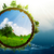 green world abstract environmental backgrounds stock photo © tolokonov