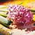 rosa · jacinto · flores · vermelho · pote · isolado - foto stock © tolokonov