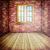 棺 · ルーム · 木製 · 壁 · 光 - ストックフォト © tolokonov
