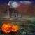 resumen · halloween · fondos · diseno · árbol · madera - foto stock © tolokonov
