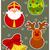 ajándék · karácsony · mikulás · kesztyű · doboz · íj - stock fotó © tomasz_parys
