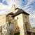 castillo · vista · frente · hierba · edificio · naturaleza - foto stock © tomasz_parys