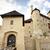 front of castle in bobolice stock photo © tomasz_parys