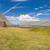 kempingezés · vízesés · Izland · zöld · fű · fából · készült · wc - stock fotó © tomasz_parys