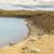 tó · Izland · nyár · napos · idő · égbolt · fű - stock fotó © tomasz_parys
