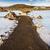 Izland · fürdő · kék · exkluzív · sóder · út - stock fotó © tomasz_parys
