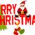 joyeux · Noël · texte · coloré · modèle · arbre - photo stock © tomasz_parys