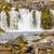part of dynjandi waterfall   iceland stock photo © tomasz_parys