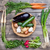 Fresh organic bio vegetables on wooden background stock photo © tommyandone