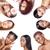 不同 · 女子 · 美女 · 化妝品 · 孤立 · 橫 - 商業照片 © tommyandone