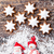 Christmas decoration on wooden background with copy space stock photo © tommyandone