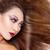 belo · jovem · thai · mulher · longo · elegante - foto stock © tommyandone