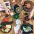 üst · görmek · grup · insanlar · oturma · tablo · gıda - stok fotoğraf © tommyandone