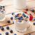 saludable · muesli · cuchara · desayuno · alimentos · blanco - foto stock © tommyandone