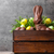 шоколадом · Пасхальный · заяц · яйца · конфеты · деревенский - Сток-фото © tommyandone