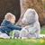 bonitinho · bebê · sessão · verde · cobertor · belo - foto stock © tommyandone