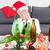 içme · Noel · zaman · yılbaşı · parti · şarap - stok fotoğraf © tommyandone