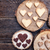 Delicious heart shaped cookies baked with love  stock photo © tommyandone